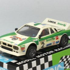 Scalextric: LANCIA 037 SEVEN UP ORIGINAL EXIN SCALEXTRIC. Lote 169021404