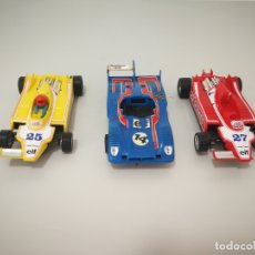 Scalextric: LOTE DESGUACE COCHES SCALEXTRIC EXIN. Lote 169046972