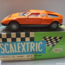 Scalextric: COCHE SCALEXTRIC EXIN MERCEDES WANKEL C-111 EN CAJA ORIGINAL. Lote 169051990