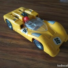 Scalextric: SCALEXTRIC EXIN CHAPARRAL GT AMARILLO REF C-40. Lote 169157860