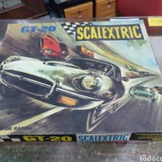 Scalextric: SCALEXTRIC GT 20 JAGUAR. Lote 169328468