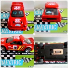 Scalextric: SCALEXTRIC FORD RS 200. Lote 169440229
