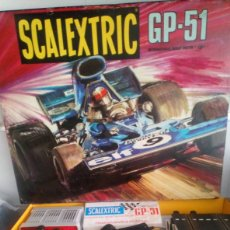 Scalextric: SCALEXTRIC CIRCUITO GP 51. Lote 169473217