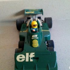 Scalextric: SCALEXTRIC TYRRELL P 34 F 1. Lote 169473321