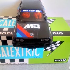 Scalextric: SCALEXTRIC BMW M3. Lote 169598268