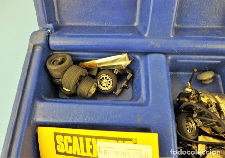 Scalextric: Scalextric Maletín con multitud de piezas - Foto 6 - 169627112