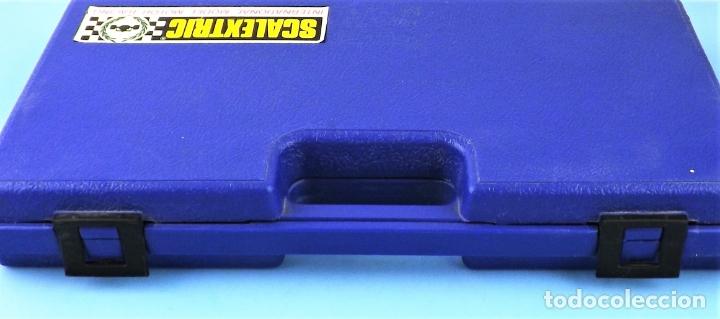 Scalextric: Scalextric Maletín con multitud de piezas - Foto 10 - 169627112