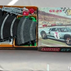 Scalextric: SCALEXTRIC GT 23 TRIANG EXIN AMPLIADO. Lote 169727692