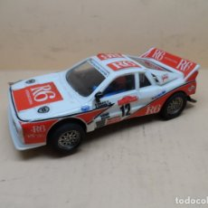 Scalextric: SCALEXTRIC EXIN LANCIA RALLY 037 R6 ROJO. Lote 169735640
