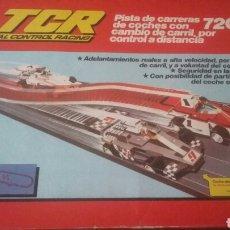 Scalextric: PISTA DE CARRERAS TCR 7200 TIPO SCALEXTRIC. Lote 169736181