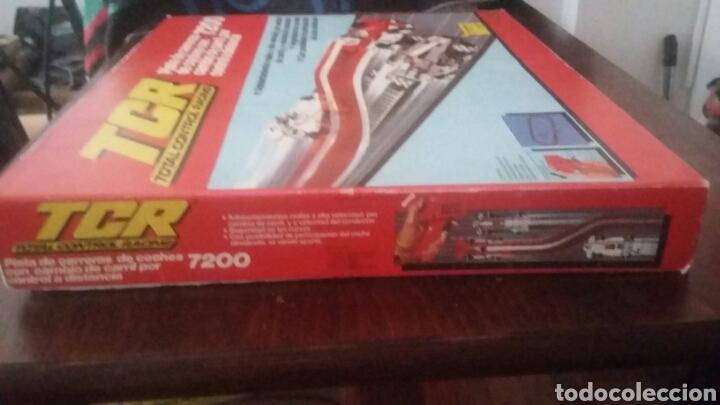 Scalextric: Pista de carreras tcr 7200 tipo scalextric - Foto 3 - 169736181
