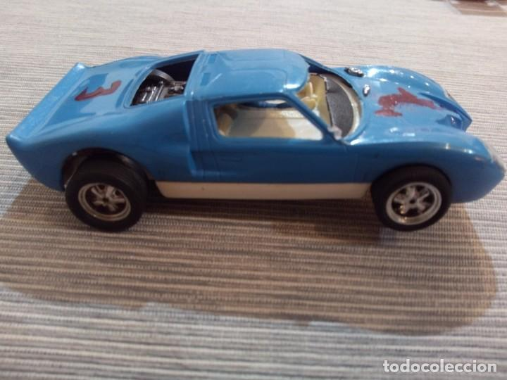 Scalextric: FORD GT SCALEXTRIC EXIN - Foto 8 - 169740524
