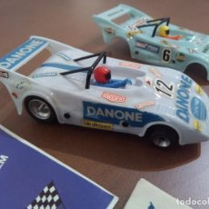 Scalextric: SRS LOLA SCALEXTRIC EXIN PRIMERA SERIE. Lote 169740696