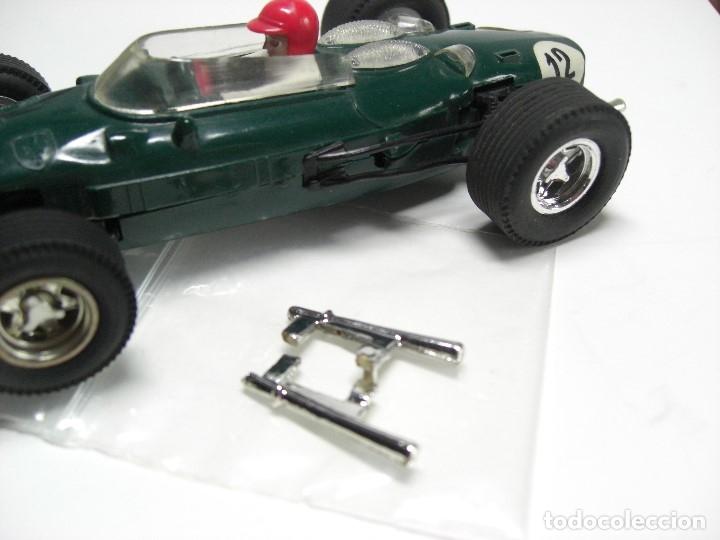 Scalextric: SCALEXTRIC EXIN FERRARI F1 156 ( V6 ) Verde. C-39 - Foto 7 - 155295038