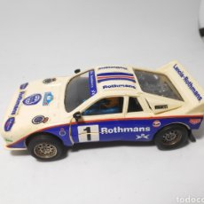 Scalextric: SCALEXTRIC LANCIA 037 EXIN ROTHMANS. Lote 170259150