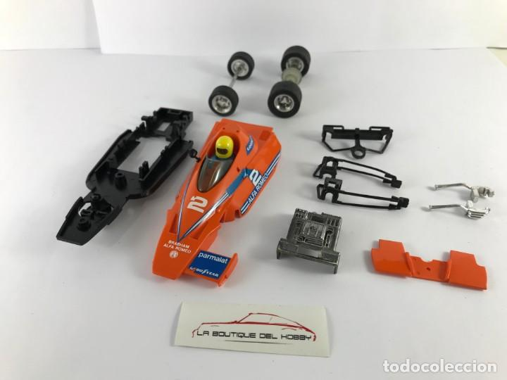 DESPIECE BHABHAM BT-46 SCALEXTRIC EXIN 4056 (Juguetes - Slot Cars - Scalextric Exin)