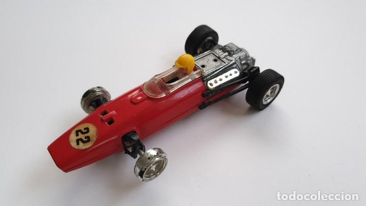 HONDA F1 C-36 SCALEXTRIC EXIN GRANATE (Juguetes - Slot Cars - Scalextric Exin)