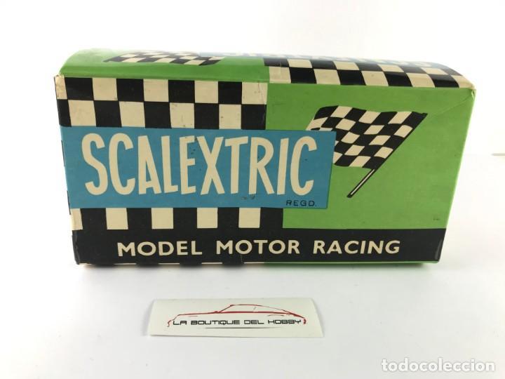 Scalextric: CAJA VACIA FERRARI B3 SCALEXTRIC EXIN 4052 - Foto 3 - 171016685