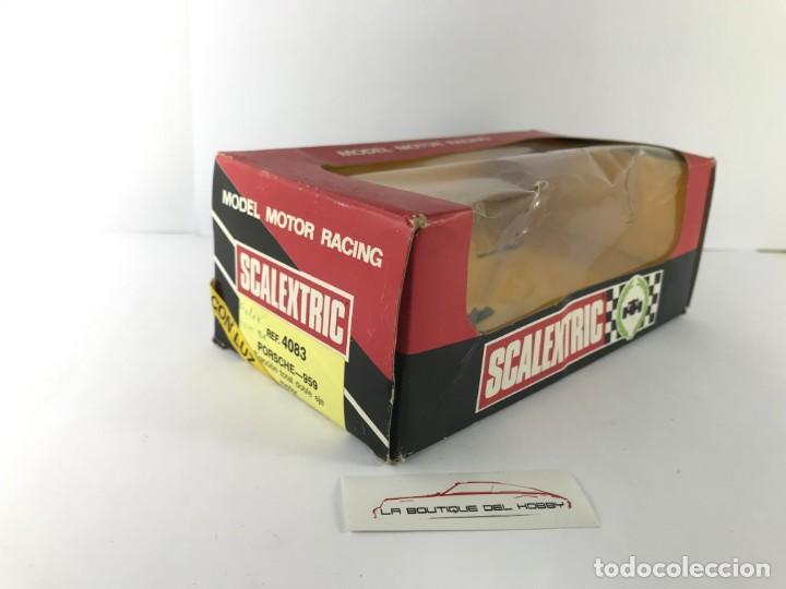 CAJA VACIA PORSCHE 959 SCALEXTRIC EXIN 4083 (Juguetes - Slot Cars - Scalextric Exin)