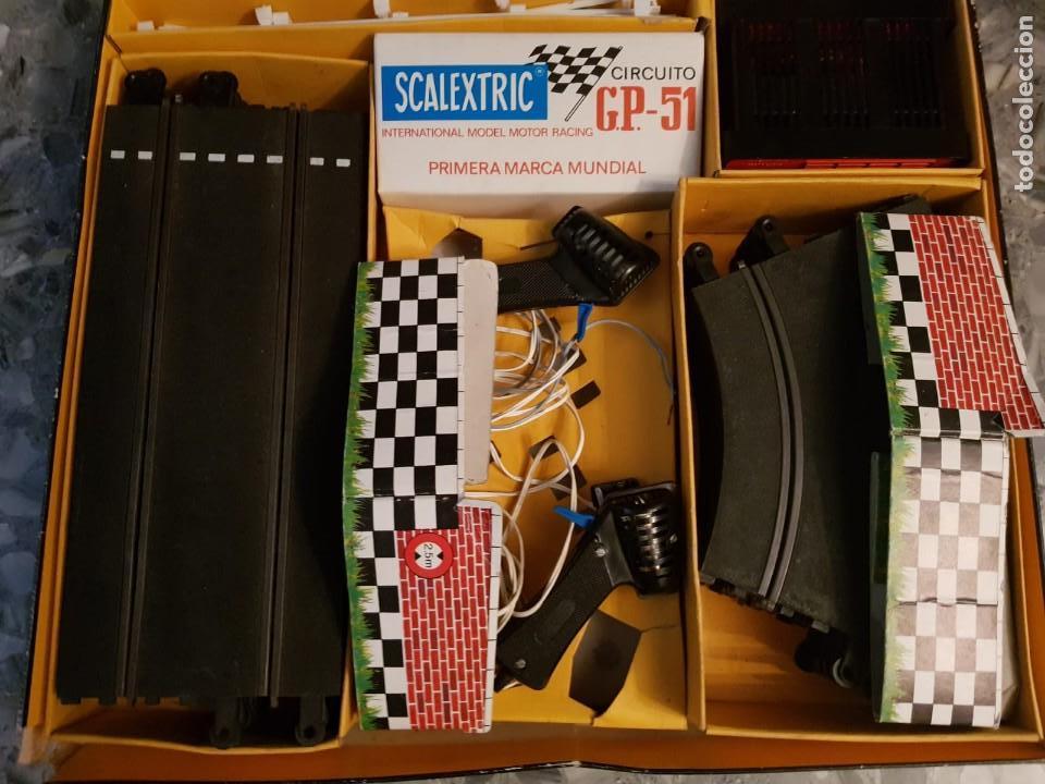 CIRCUITO GP-51 (Juguetes - Slot Cars - Scalextric Exin)