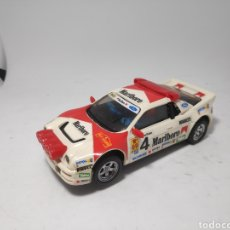 Scalextric: SCALEXTRIC FORD RS200 EXIN MARLBORO. Lote 171528840