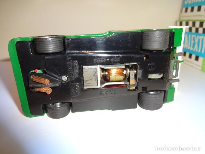 Scalextric: Exin. Renault Alpine 2000 turbo verde - Foto 6 - 171554089