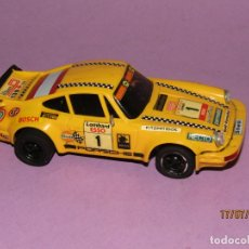 Scalextric: ANTIGUO PORSCHE CARRERA RS REF. 4051 DE SCALEXTRIC EXIN MADE IN SPAIN. Lote 172008805