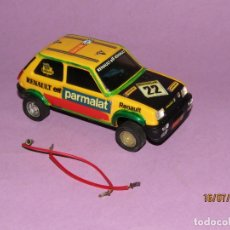 Scalextric: ANTIGUO RENAULT 5 COPA REF. 4058 DE SCALEXTRIC EXIN. Lote 172055735