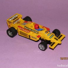 Scalextric: SCALEXTRIC EXIN LOTUS JPS MK4 REF. 4059 MADE IN SPAIN FORMULA 1 AMARILLO. Lote 172056235