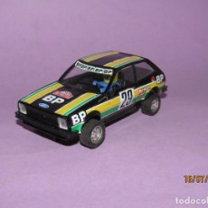 Scalextric: ANTIGUO FORD FIESTA BP REF. 4061 DE SCALEXTRIC EXIN . Lote 172056920