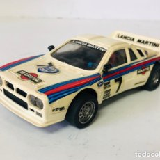 Scalextric: SCALEXTRIC EXIN LANCIA RALLY 037 BLANCO MARTINI REF 4073 4074. Lote 172155648
