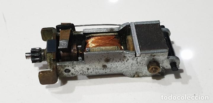 Scalextric: MOTOR RX1 ABIERTO ORIGINAL DE EXIN SIN CABLES - Foto 4 - 172317469