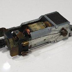 Scalextric: MOTOR RX1 ABIERTO ORIGINAL DE EXIN SIN CABLES. Lote 172317469