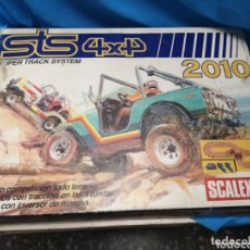 Scalextric: SCALEXTRIC STS 4X4 SUPER TRACK SYSTEM 2010. Lote 172655089