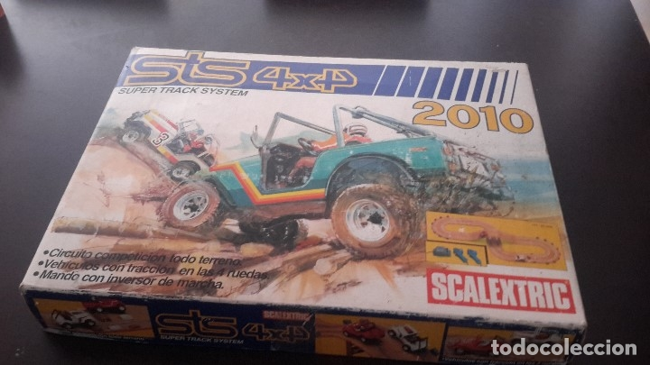 SCALEXTRIC STS 2010 (Juguetes - Slot Cars - Scalextric Exin)