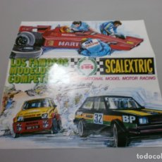 Scalextric: SCALEXTRIC EXIN CATALOGO ORIGINAL . Lote 173142817