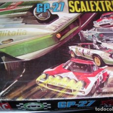 Scalextric: SCALEXTRIC GP-27 LANCIA STRATOS COMPLETO.. Lote 173160775