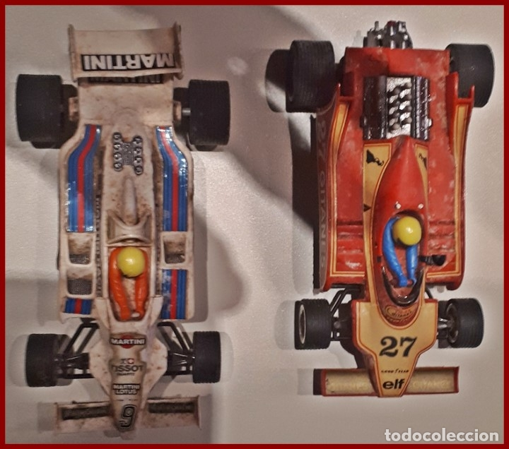 Scalextric: SCALEXTRIC GP 35, GRAND PRIX DE MONTECARLO...con coches...tapa en muy mal estado - Foto 2 - 173170723