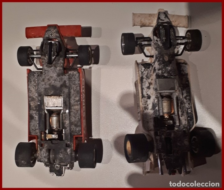 Scalextric: SCALEXTRIC GP 35, GRAND PRIX DE MONTECARLO...con coches...tapa en muy mal estado - Foto 3 - 173170723