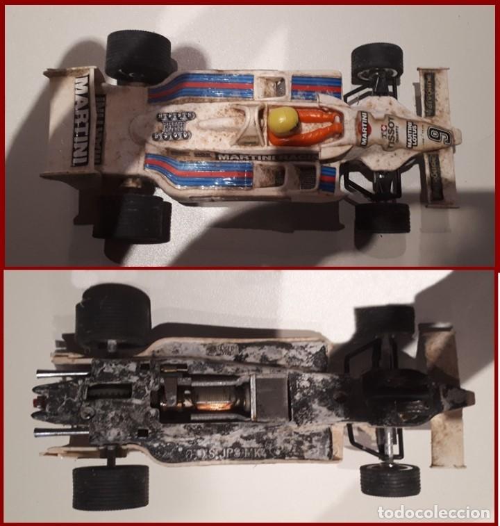 Scalextric: SCALEXTRIC GP 35, GRAND PRIX DE MONTECARLO...con coches...tapa en muy mal estado - Foto 4 - 173170723