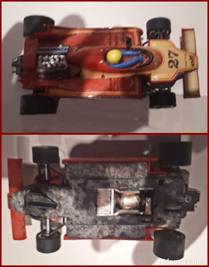 Scalextric: SCALEXTRIC GP 35, GRAND PRIX DE MONTECARLO...con coches...tapa en muy mal estado - Foto 6 - 173170723