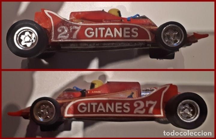 Scalextric: SCALEXTRIC GP 35, GRAND PRIX DE MONTECARLO...con coches...tapa en muy mal estado - Foto 7 - 173170723