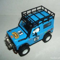 Scalextric: LAND ROVER STS. Lote 197272445