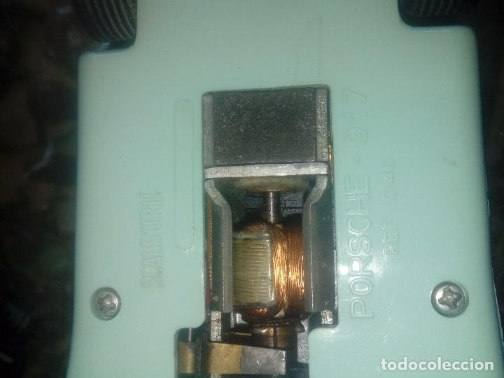 Scalextric: Porche 917 Rf c-46 color verde claro Scalextric made in Spain - Foto 3 - 173752539