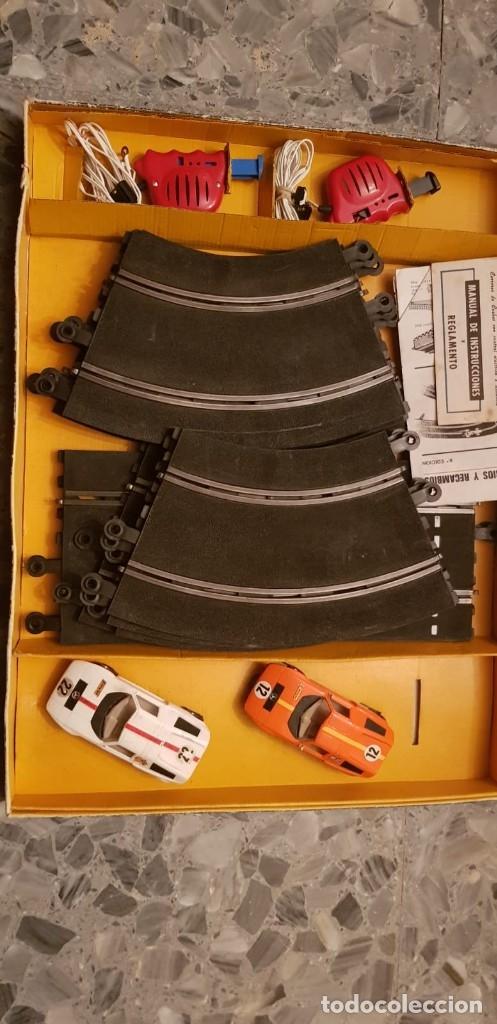 Scalextric: CIRCUITO GT-19 COMPLETO CON COCHES - Foto 4 - 173772025