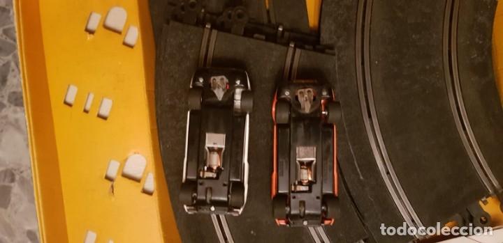 Scalextric: CIRCUITO GT-19 COMPLETO CON COCHES - Foto 5 - 173772025