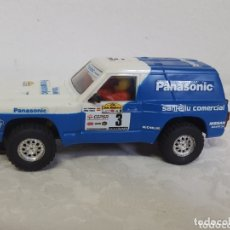 Scalextric: SCALEXTRIC EXIN NISSAN PATROL PANASONIC 4X4. Lote 173879580