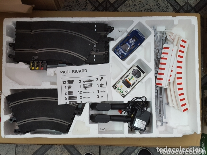 Scalextric: SCALEXTRIC CIRCUITO PAUL RICARD COMPLETO - Foto 2 - 173880160