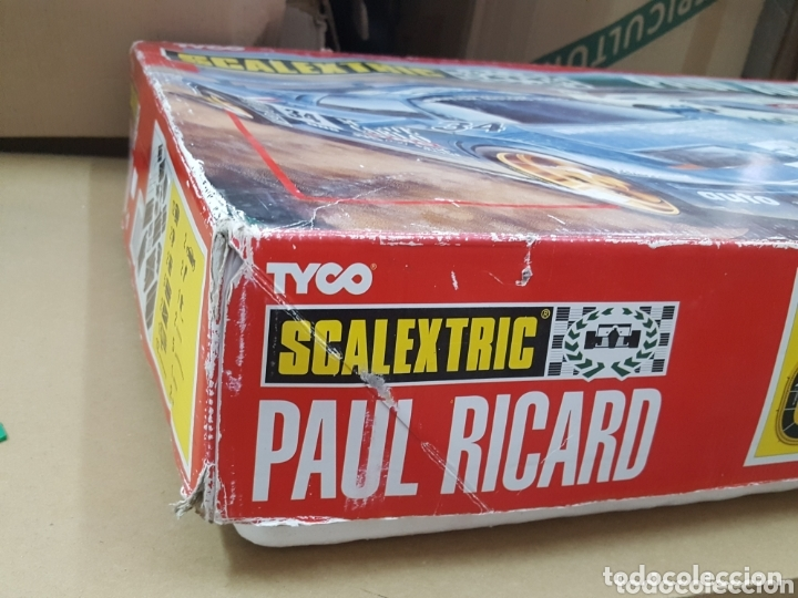 Scalextric: SCALEXTRIC CIRCUITO PAUL RICARD COMPLETO - Foto 6 - 173880160