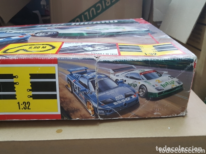 Scalextric: SCALEXTRIC CIRCUITO PAUL RICARD COMPLETO - Foto 7 - 173880160